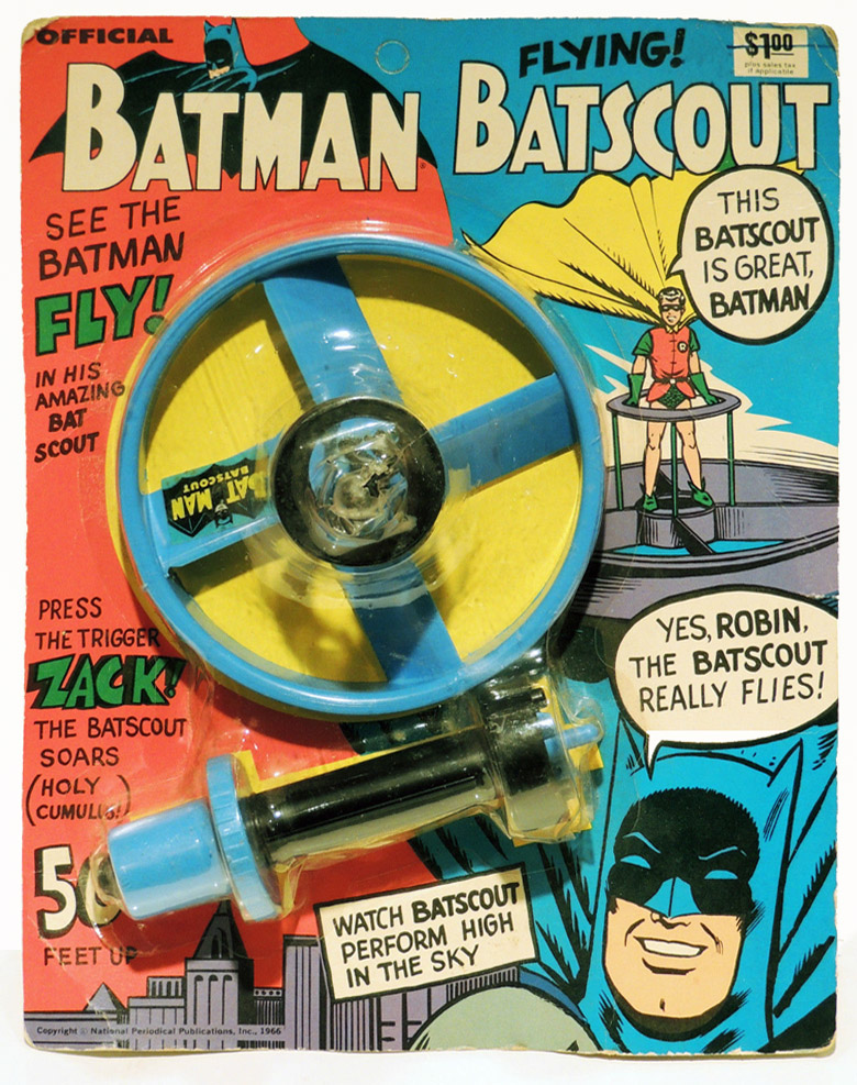 Batman Batscout